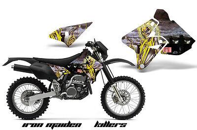 Decal Graphic Kit Wrap For Suzuki DRZ400 DRZ 400 SM E Dirt Bike Sticker HAVOC R