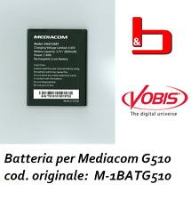 BATTERIA ORIGINALE MEDIACOM PHONEPAD DUO G510 - M-PPAG510  M-PPBG510