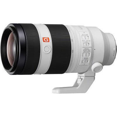 Nuovo Sony FE 100-400mm f/4.5-5.6 GM OSS Full Frame E-mount Lens - SEL100400GM