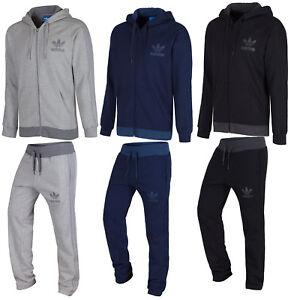 La imagen se está cargando Nuevo-Para-Hombre-Adidas-Originals-SPO-Chandal- Completo- 4e55970ee1b41