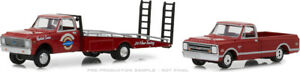 Greenlight 1971 Chevy C-30 Ramp Truck Super Service 24 Hour Towing & Pickup