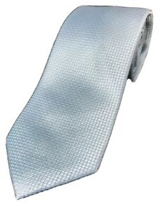 Club-Room-Necktie-Geometric-Pattern-Light-Blue-Used