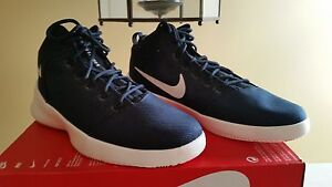 Men's Nike HYPERFR3SH 759996 400 SIZE 101112 Blue Basketball Shoes