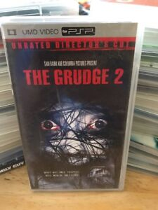 The Grudge 2 Unrated Directors Cut  UMD Video for PSP