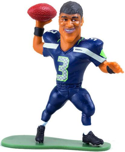 McFarlane Toys Figure NFL smALL PROs Russell Wilson Seattle Seahawks
