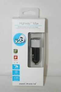 just mobile highway max car charger