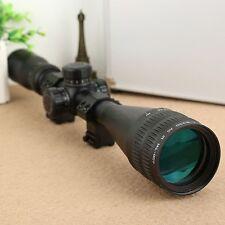 "4-16x50 Illuminated MilDot Reticle Rifle Sight Scope 1"" Tube for 11mm Rail Mount"