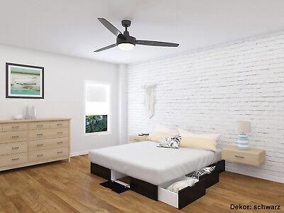 Genossenschaft Bellvita Wasserbett Dual Softside Mit Schubladen Inkl. Liefer Und Aufbauservice