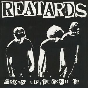 Reatards - Grown Up, Fucked Up (Vinyl LP - 1999 - US - Reissue)