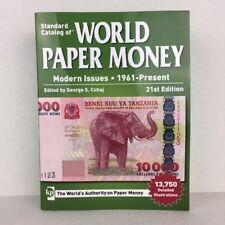 Standard Catalog of World Paper Money, Modern Issues, 1961-Present (2015, Paperback)