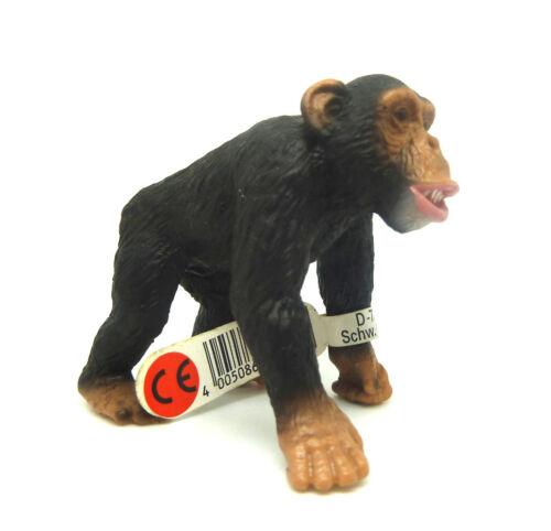 T14 Schleich 14189 Chimpanzé Singe Schleichtier singes Schleichtiere Wildlife