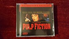 COLONNA SONORA - MUSIC FROM THE MOTION PICTURE PULP FICTION. CD