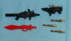 Transformers G1 Weapon Dinobot Snarl Launcher Original Figure Accessory Part