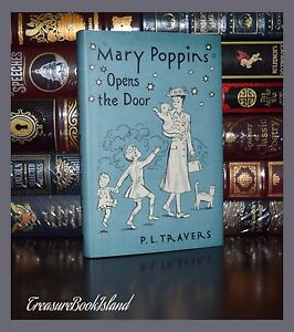 Antyki i Sztuka Mary Poppins in the Park By  Travers  Illustrated Collectible Hardcover Classics