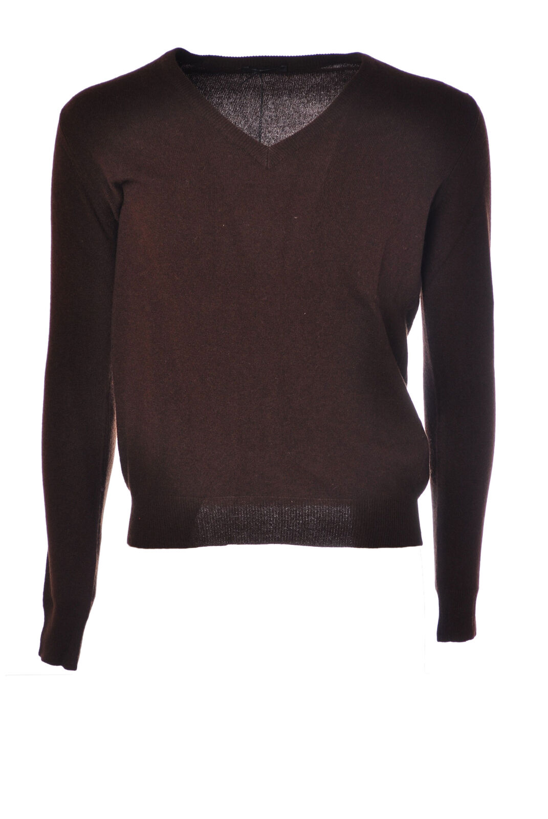 Roberto Collina  -  Sweaters - Male - Braun - 2844112A183601