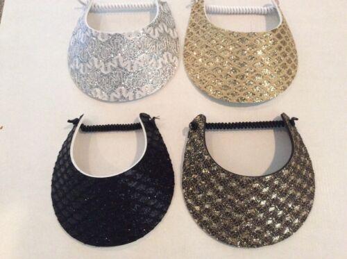 Set of 4 No headach foam visors