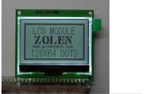 1pcs-New-12864-128x64-Graphic-LCD-Display-module-ST7565P-Free-Shipping