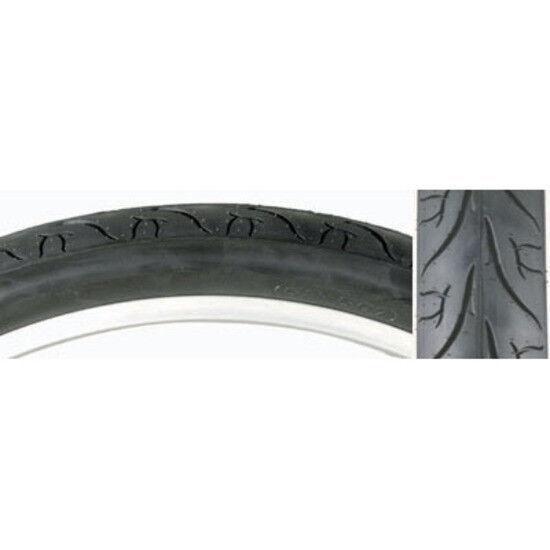 Sunlite Tire 24X3.0 Black//Black Slick K1032