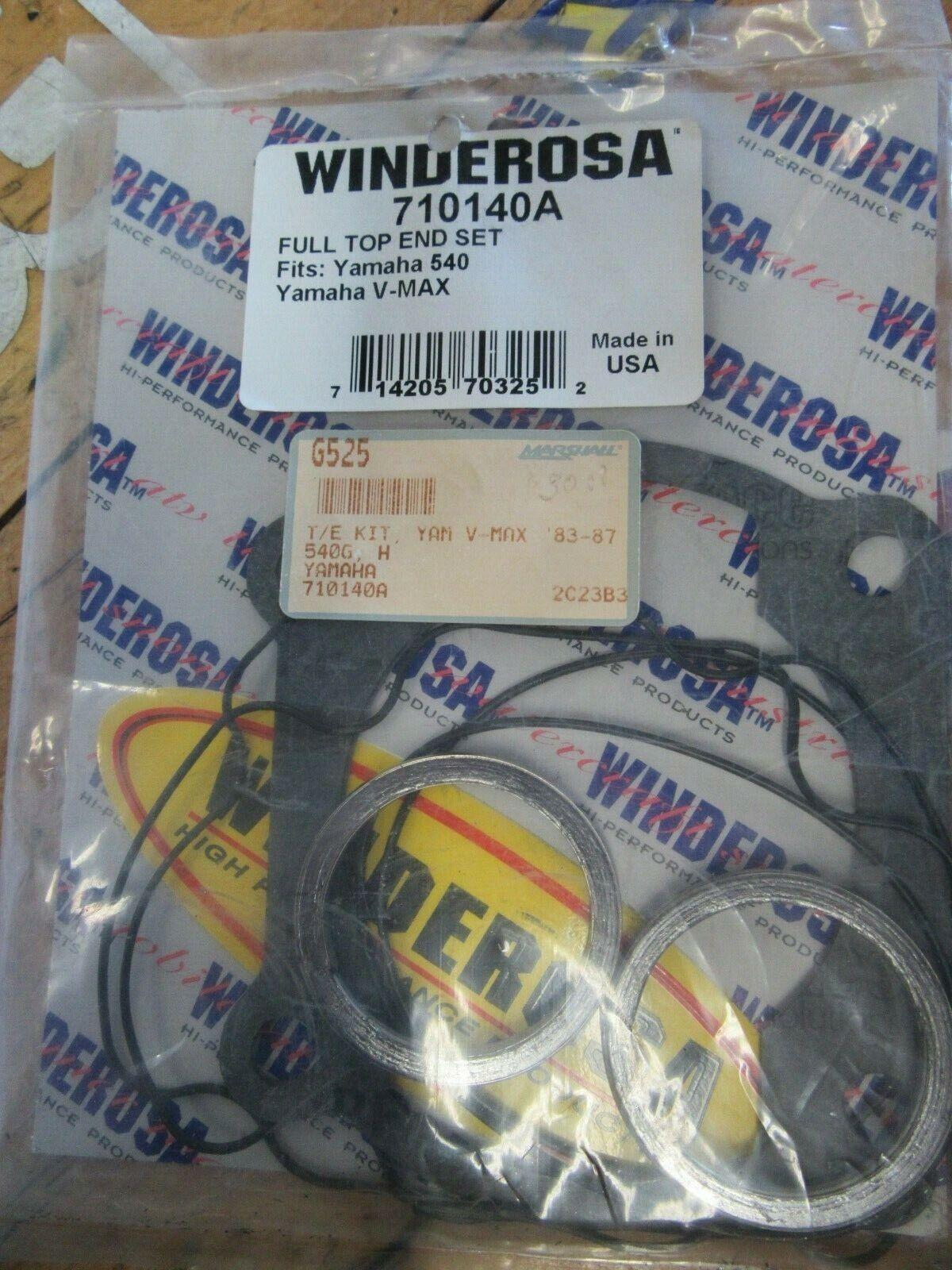 Winderosa 710140A Full Top Gasket Set