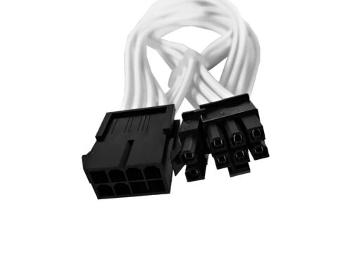 24-Pin ATX, 4+4Pin EPS, 8-Pin PCI-E AYA ATX//PCI-E Extension Cable Kit 18AWG 1Ft