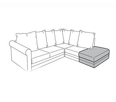 Ikea New Couch Connecting Replacement, What Are The Parts Of A Sofa