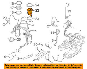 image is loading audi-oem-07-10-q7-fuel-filter-7l8919679