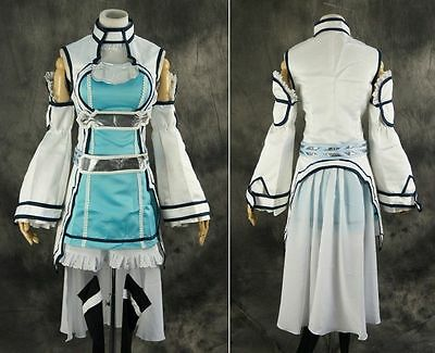 H-052 Sword Art Online / ALfheim Online Asuna Cosplay Kostüm costume nach Maß