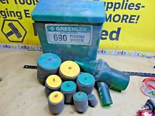 Greenlee 690 Fishing System 691 Mighty Mouser Blow Gun For Wire Cable Tugger