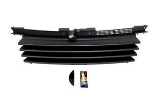 For-99-04-VW-Jetta-Bora-MK4-Front-Hood-Grille-Grill-Badgeless-With-Notch-Filler