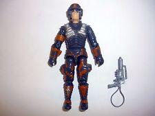 GI JOE BLOCKER Vintage Action Figure BF 2000 Visor Variant COMPLETE C9 v1 1987