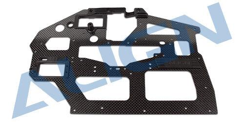 Align Trex 550X Carbon Main Frame (R)  H55B005AX