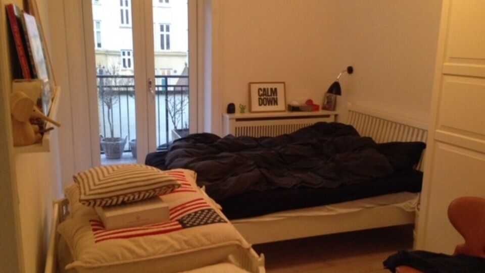 1916 3 vær. lejlighed, 83 m2, Norsvej 4 1. th.