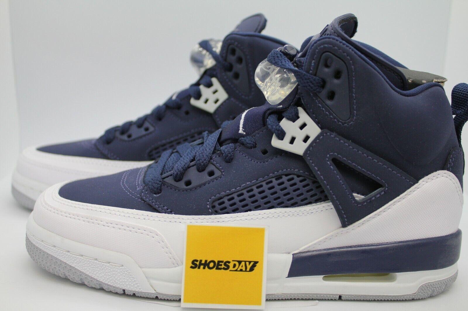 Kids Air Jordan Spizike GS Midnight