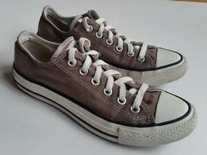 Grey 5 Converse Baskets All Uk 5 Eu 37 Taille Star Z6xB1nxq
