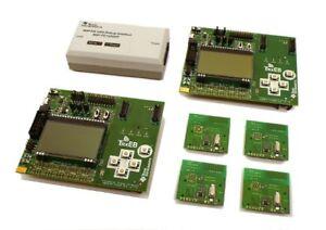cc11xldk 868 915 development kit, rf transceiver, 868 mhz to 915 mhz