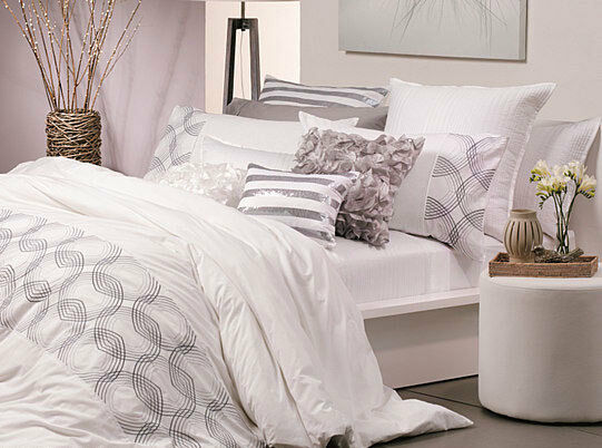 Logan and Mason CLEARANCE Doona Duvet Quilt Cover Set Double Queen King Size Bed