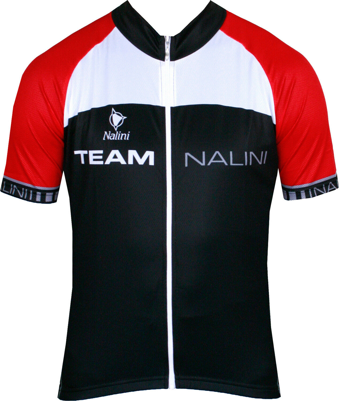 Nalini PRO Special ZIERO Kurzarmtrikot black red