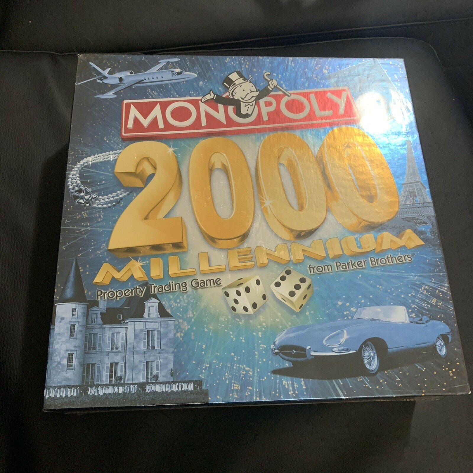 Monopoly 2000 Millennium Property Trading Game From Parker Bredhers Sealed NEW