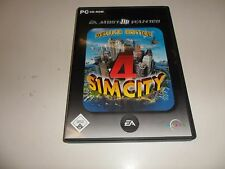 PC  Sim City 4 - Deluxe Edition (EA Most Wanted)