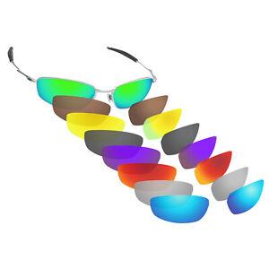 Hawkry-Verres-Polarises-De-Rechange-Pour-Oakley-Whisker-Paire-De-Lunettes-Options