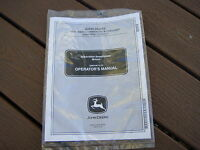 John Deere 425 445 455 46 Snow-thrower Quick Hitch Manual - Free Shipping