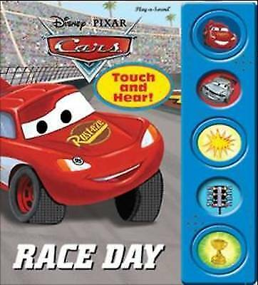 Publications International : Disney Cars Race Day, Little Touch & Hea