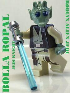 Lego Star Wars Jedi Bolla Ropal Rodian Alien Geonosis Arena