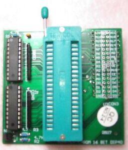 EPROM-16bit-Adapter-DIP40-for-Willem-EPROM-Programmer-E16