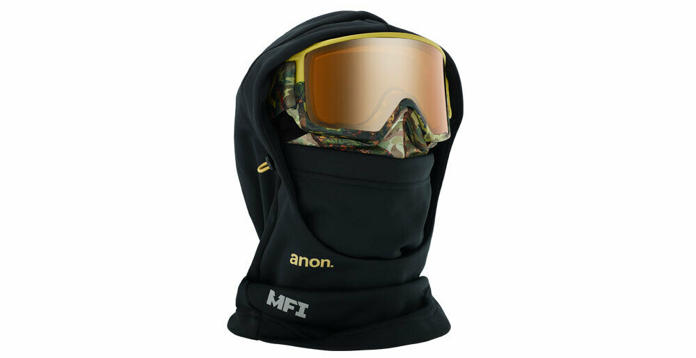 ANON MFI Hooded Clava - Mens - Compatible ANON Mens MFI Frames- NEW