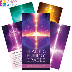 Healing-Energy-Oracle-Cards-Deck-Mario-Duguay-Blue-angel-Esoteric-New