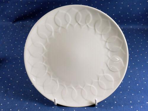 1 Frühstücksteller  19 cm Wie NEU ! Rosenthal Lotus weiss