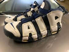 NIKE AIR MORE UPTEMPO SIZE 15 OLYMPIC PIPPEN DS 2012 HOH PE