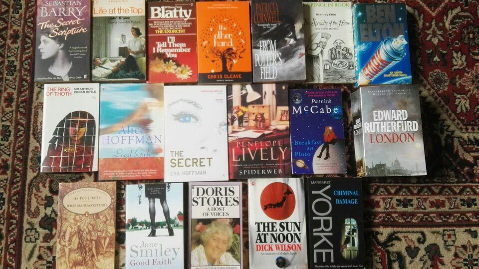 Engelske Bøger 18 Stk Braine Dbadk Køb Og Salg Af Nyt Og Brugt