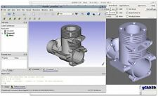 Professional CAD software parametric 3D modeler WINDOWS 10 8 7 XP PC and Mac OSX